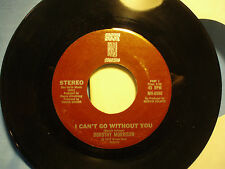 Dorothy Morrison: I Can't Go On Without You [new  Unplayed- Near Mint]
