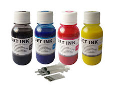 4x4oz Sublimation ink for Epson 200 XL WF-2520 WF-2530 WF-2540 XP-200 300 400