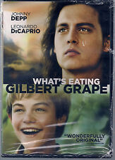 WHATS EATING GILBERT GRAPE (DVD, 2006, Special Collector's Edition) NEW