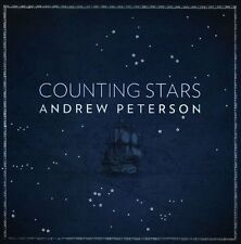 Counting Stars Used - Acceptable ( Audio CD ) Andrew Peterson