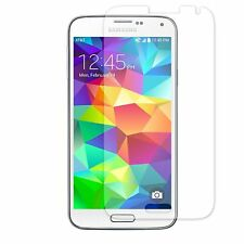 2x QUALITY CLEAR SCREEN PROTECTOR GUARD SAVER FILM COVER FOR SAMSUNG GALAXY S5 V