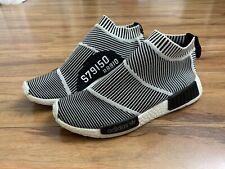 Adidas Originals CS1 City Sock Primeknit PK NMD Core Black 8.5