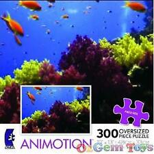 Fish Animated Motion Puzzle Lenticular Jigsaw Puzzle 300 Pieces