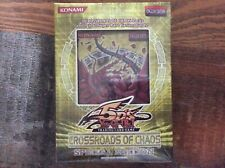Yu-Gi-Oh TCG Crossroads Of Chaos Special Edition