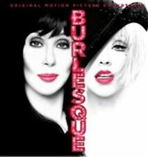 Burlesque 0886978045720 by Cher & Christina Aguilera CD