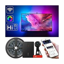 LED TV Backlights, Govee WiFi TV Backlights Kit with Camera, TV Led Strip Lig...
