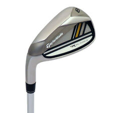 NEW Left Handed TaylorMade Golf RocketBladez 2.0 4-PW Irons Steel Stiff
