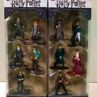 HARRY POTTER Jada Nano Metalfigs 5-pack 100% Die-cast Metal Collector's Set