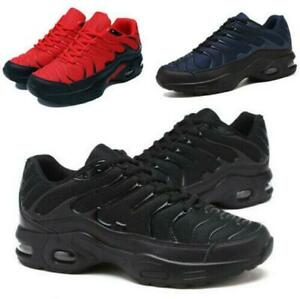 New Men's Air Cushion Sneakers Breathable Running Shoes Casual Walking Shoes