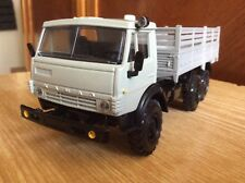KAMAZ 4310 onboard  awning military truck 1:43 USSR car 1/43