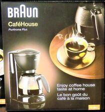 Braun CaféHouse KF 560/1 Filterkaffeemaschine 10 Tassen + NEU + originalverpackt