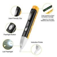 AC Electric Voltage Tester Non-Contact Pen Power Detector Sensor Q3C4