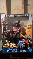 Transformers Beast Hunters DRAGON ASSAULT OPTIMUS PRIME Action Figure