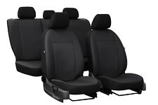 TOYOTA RAV4 Mk3 2006-2012 ECO LEATHER TAILORED SEAT COVERS MADE TO MEASURE