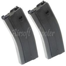Airsoft Gear 2pcs 50rd Mag Gas Magazine For JG WA G&P M4A1 Series GBB Rifle