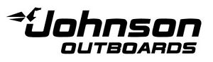 Set of 2 Johnson Outboard Boat Decals-3 Sizes Available