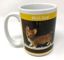 Welsh Corgi Piano Photo Coffee Tea Mug Cup Dog Lover Gift Present