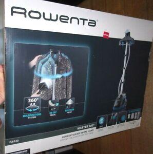 Rowenta Master 360 Garment Steamer NIB Sealed box