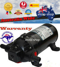 12v 160 PSI High Pressure Deck Wash Down Water Pump Saltwater and Freshwater