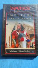 DVD IMPERIOS  LAS CRUZADAS