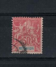 Réunion - n° 42 oblitéré - C: 50,00 €
