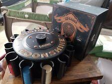 Stillhouse Original Moonshine-The 12 Gauge Whiskey Shot Holder*Only 1 shot glass