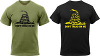 USMC Gadsen Snake Don't Tread On Me US Marines T-Shirt