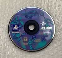 Space Jam (Sony PlayStation 1, 1997) PS1 Game Disc Only - Tested/Working