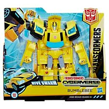 Transformers -Cyberverse Ultra Class BUMBLEBEE 7.5in. Transforming Action Figure