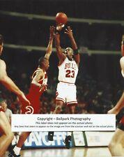 Michael Jordan Chicago Bulls HOF 14 x All-Star 6 x NBA Champion 8x10 Photo