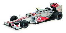 1:43 McLaren Mercedes MP4/27 Button Brazil 2012 1/43 • MINICHAMPS 537124323