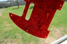 59-79 Fender Telecaster Nitrate Tortoise Celluloid Pickguard 8 hole 60's 70's