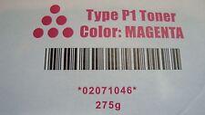 NEW Magenta Type P1 Toner cartridge for Ricoh, Savin, Gestentner, Lanier