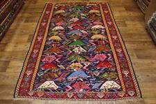 Handgewebter Kelim 250x150 cm Orientteppich Nomadenteppich Nomadenkelim NEU