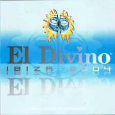 El Divino - Ibiza 2004. 2 CDs. Bit Music