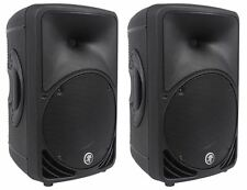 "(2) Mackie C200 10"" 2-Way Compact SR PA Speakers Passive Version of SRM350"