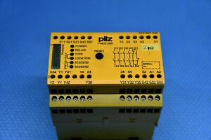 pilz PNOZ XM1 24VDC 4n/o 1n/c 2so Ident.No.:774600