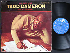 TADD DAMERON The Magic Touch LP RIVERSIDE RLP 419 MONO Bill Evans Johnny Griffin