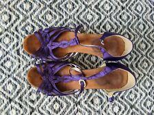 Rotar Baile Zapatos Talla 5.5 Reino Unido Seminuevo