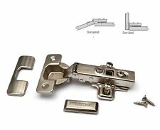 Box of 100 Door Hinge GTV Soft Close 35mm PRESTIGE ZE