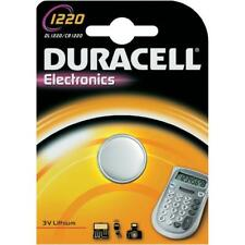 Pile Duracell ultra lithium CR1220/DL1220