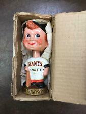 1960 s San Francisco Giants  BobbleHead w box  Vintage  Sports Specialties Japan