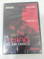 LA REINA DEL BAR CANALLA DANIEL AZANCOT NAJWA NIMRI CORTOMETRAJE DVD NUEVO