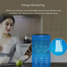 Sonoff Pow R2 16A Wifi Smart Switch Monitor Energy Use Smart Home Power Works NM