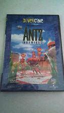 """DVD """"ANTZ HORMIGAZ"""" DREAMWORKS"""