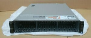 "New Dell PowerEdge R730xd 24x 2.5"" Bay Server Chassis + Backplane & Fans 0VCY7"