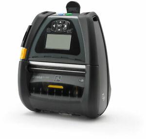 Zebra QLn420 Thermal Wifi Bluetooth Mobile Barcode Label Printer QN4-AUNA0M00-00