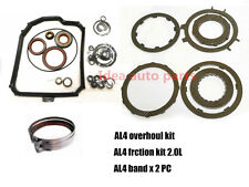 AL4 DPO Automatic transmission Master rebuild Kit  For Citroen Renault Peugeot