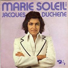 JACQUES DUCHENE MARIE SOLEIL / DEMAIN PEUT ETRE FRENCH 45 SINGLE JACQUES DENJEAN