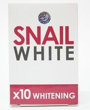 1Pc Snail White Whitening Soap, Face Cleaning, Body Beauty Skin Soap 70 g